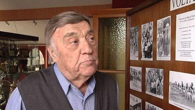 Mor als 85 anys Miquel Poblet, considerat el millor ciclista català de tots els temps