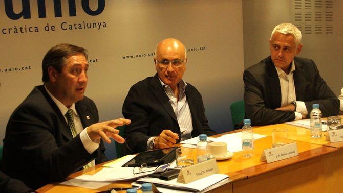 UDC no participarà com a partit en la Via Catalana