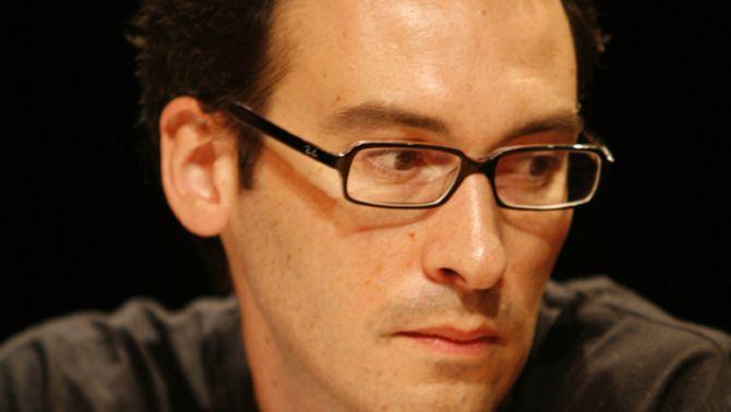 César Rendueles, professor de Sociologia a la Universitat Complutense de Madrid.