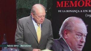 L'expresident Jordi Pujol demana perdó