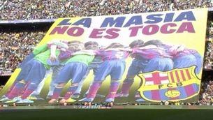 El Barça no podrà fitxar