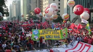 Dilma Rousseff deixa de ser presidenta del Brasil