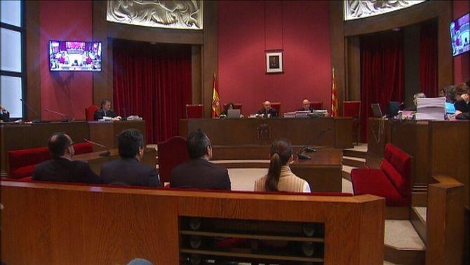 Manuel Bustos, el seu germà i Daniel Fernández demanen no anar a la presó i pagar la multa a terminis pel cas Montcada