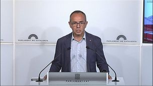 CSQP celebra que Puigdemont busqui un referèndum pactat amb l'Estat