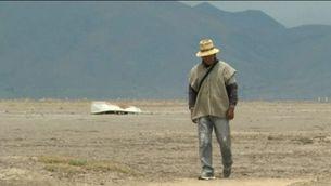 El segon llac més gran de Bolívia ha desaparegut