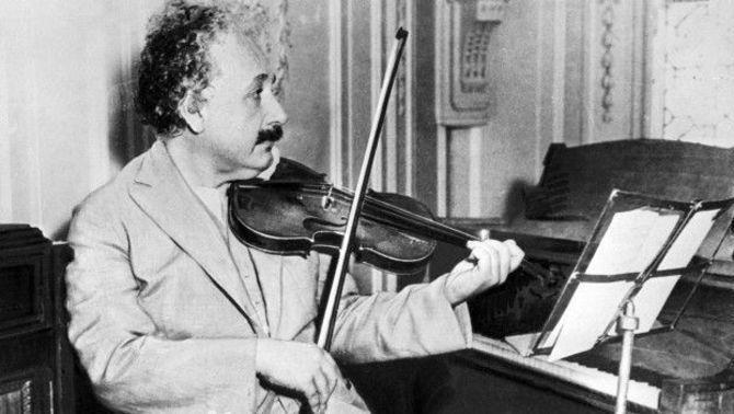 Com era Albert Einstein?