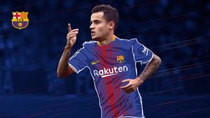 Coutinho fitxa per al Barça