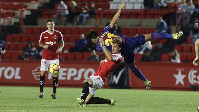 El duel català de Segona entre el Barça B i el Nàstic ja té data