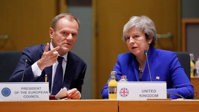 Els 27 aproven l'acord del Brexit i les futures relacions de la UE amb el Regne Unit