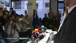 Amnistia Internacional exigeix la llibertat immediata de Sánchez i Cuixart
