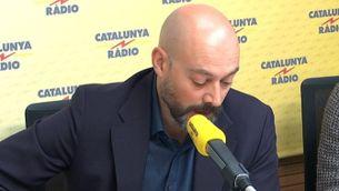 """Saül Gordillo: """"Som referència informativa, tot i la baixada generalitzada de consum de ràdio"""""""