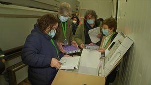 Els experts asseguren que l'inici de la campanya de vacunació és un punt d'inflexió en el control de la pandèmia