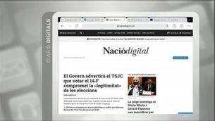 Telenotícies matí - 20/01/2021