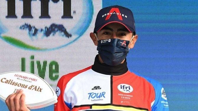 El colombià Iván Ramiro Sosa s'assegura la victòria al Tour de la Provença