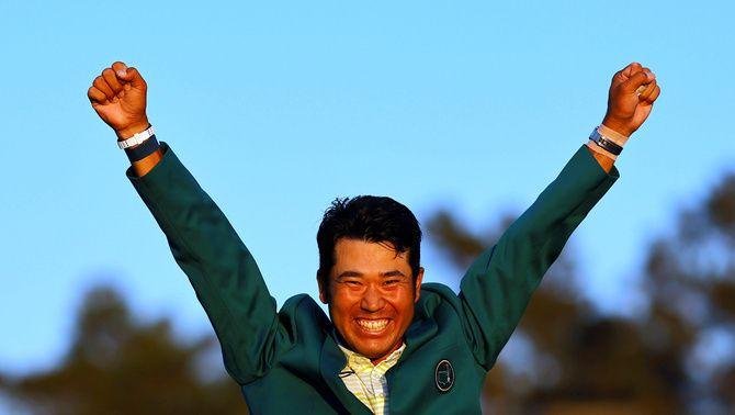 Hideki Matsuyama guanya el Masters d'Augusta