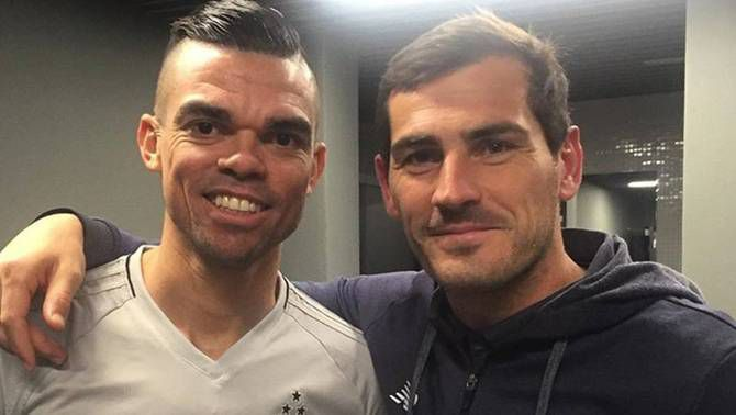 "Pepe: ""Mourinho va ser injust amb Casillas"""