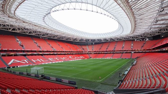 La UEFA compensa Bilbao amb 1,3 milions d'euros i l'organització de dues finals europees