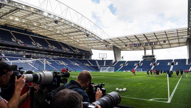 La final de la Champions es trasllada a l'estadi Do Dragao de Porto
