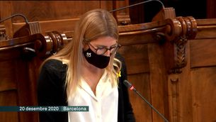 Artadi comunica que no vol ser al govern, el dia abans del debat d'investidura