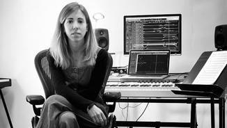 """Irina Prieto: """"Passar pel gest de la mà és indispensable, per mi, per compondre"""""""