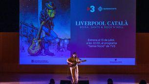 """Preestrena de """"Liverpool català. Boira, sants & rock'n'roll"""""""