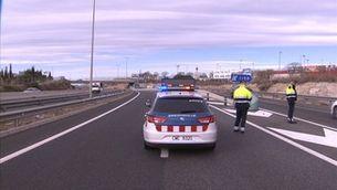 Mor atropellat per una furgoneta un treballador de manteniment de carreteres a Reus