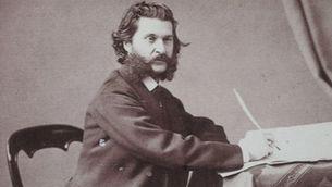 Johann Strauss l'any 1879