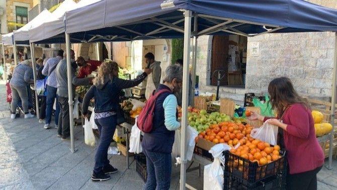 Fruita catalana contra el canvi climàtic