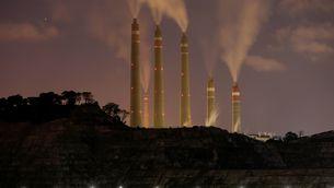 Emissions gairebé de rècord després de la baixada per la pandèmia
