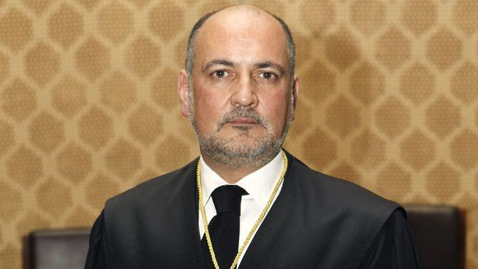 Francisco Pérez de los Cobos, president del TC. (Foto: EFE)