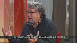 L'entrevista del Diumenge - Antonio Balmón