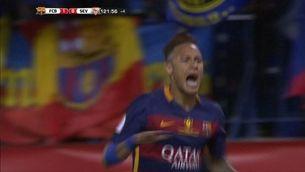 Barça 2 - Sevilla 0, el resum d'una final de Copa èpica