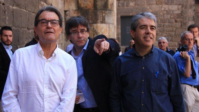 """Convergència demana a la CUP que aprovi els pressupostos i demostri que és """"més de fiar que el PP"""""""