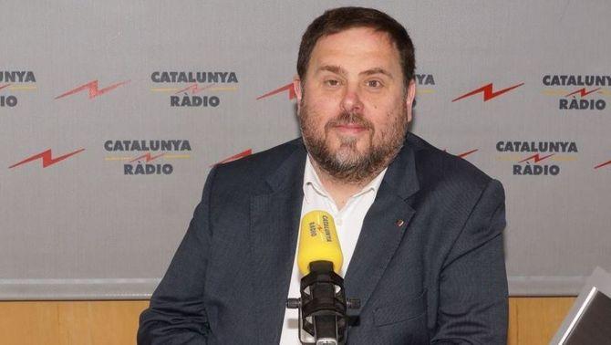 Junqueras descarta noves eleccions i només preveu aprovar els pressupostos amb la CUP