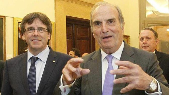 """Foment culpa el procés del """"bloqueig"""" i Puigdemont replica que Espanya """"no té projecte"""""""