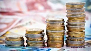 Augment de salari, diners, euros