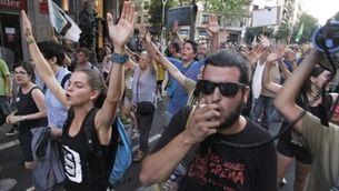 """La llibertat d'expressió, en regressió: de la PAH a Valtonyc passant per """"El Jueves"""""""