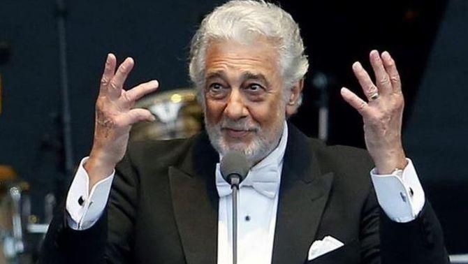 Cancel·lades les actuacions de Plácido Domingo a Filadèlfia i San Francisco