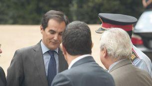 Puigserver, del Ministeri de l'Interior, desmenteix el coronel Diego Pérez de los Cobos
