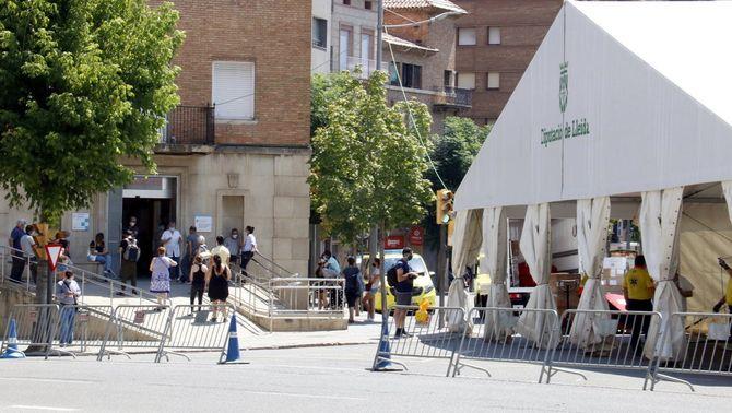 El govern aixeca el confinament a Lleida i sis municipis del Baix Segre