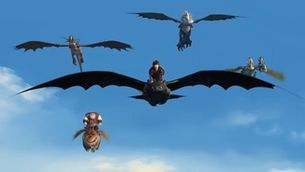 Els dracs i els seus vikings