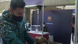 Messi, objectiu número 1 per a Laporta