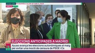 Planta baixa - El taulell polític espanyol esclata: eleccions a Madrid i moció a Múrcia