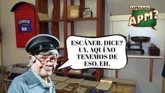 "Imatge de:Correus: ""Para envíos nacionales, pulse 2. Si desea enviar balas u otra amenaza, diga 'Viva Vox'"""