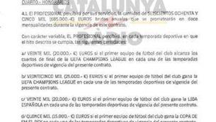 André Cury podria arribar a cobrar 80.000 euros extra en variables