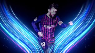 "Es presenta el documental de TV3 ""Messi, el desè art"""