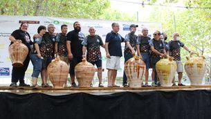 La Festa del Càntir torna a lluir amb ates oficials i presencials però sense el tradicional concurs d'aixecada