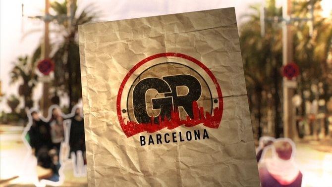 """Careta de """"GR Barcelona"""""""