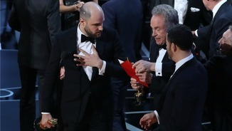 "La relliscada dels Oscars: ""La La Land"", no; ""Moonlight"", sí"