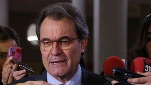 Artur Mas esperarà que acabin les principals declaracions en el judici per donar explicacions sobre el cas Palau (ACN)
